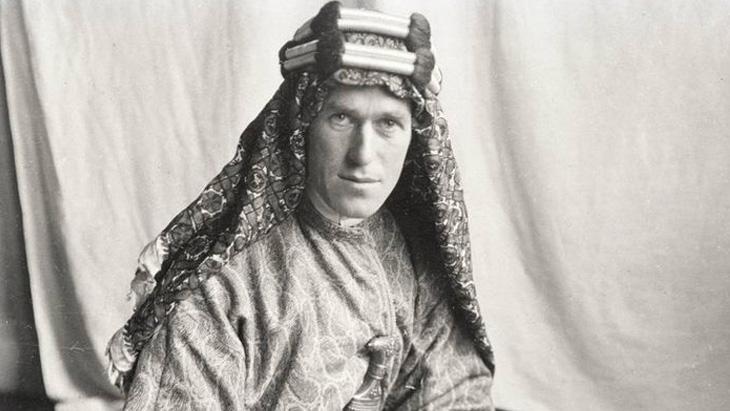 """История Лоуренса Аравийского: """"Английская игра"""" в арабской пустыне"""