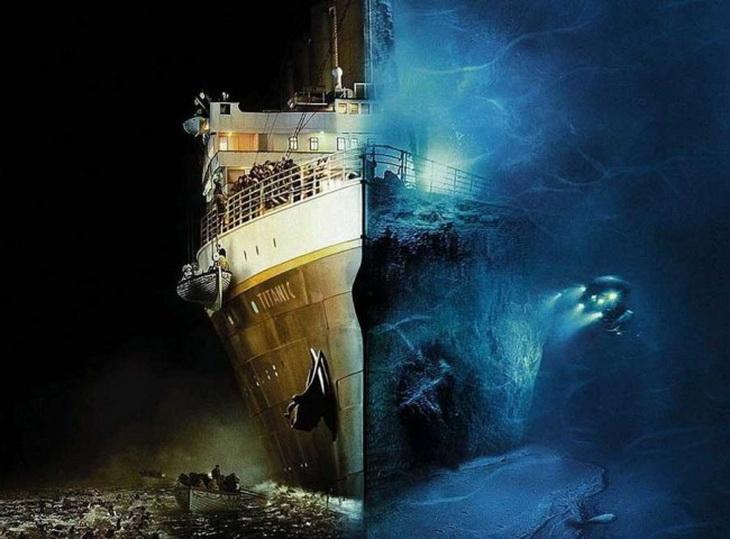 """""""Смерть"""" Титаника - самая известная катастрофа 20 века (15 фото)"""