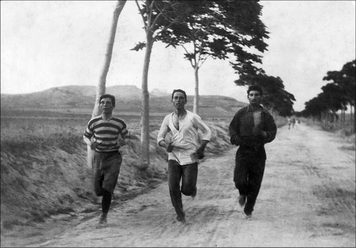 Как это было: первые Олимпийские игры современности (13 фото)