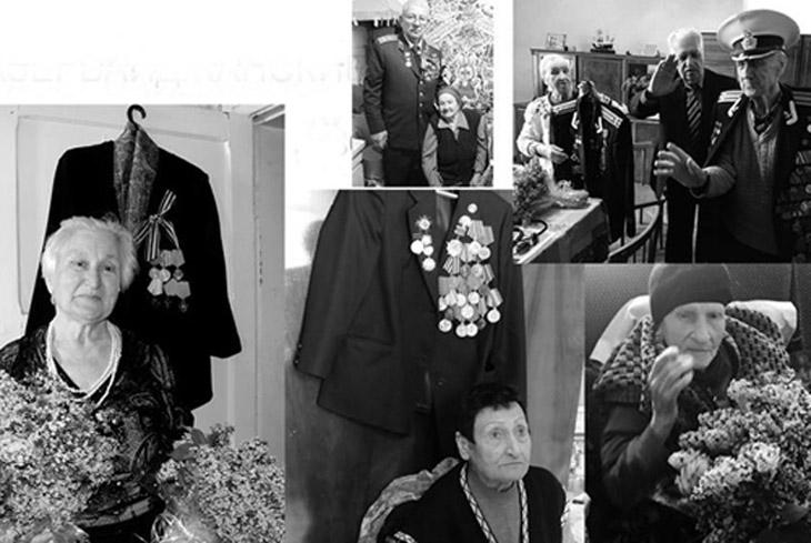 Истории азербайджанских ветеранов Великой Отечественной Войны