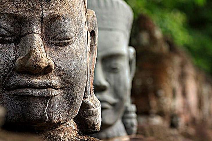 6 внезапно исчезнувших древних цивилизаций