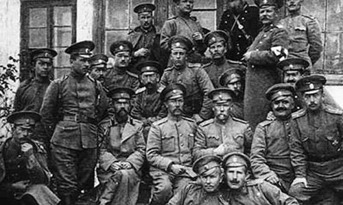 Cудьба белых офицеров, плененных в Азербайджане