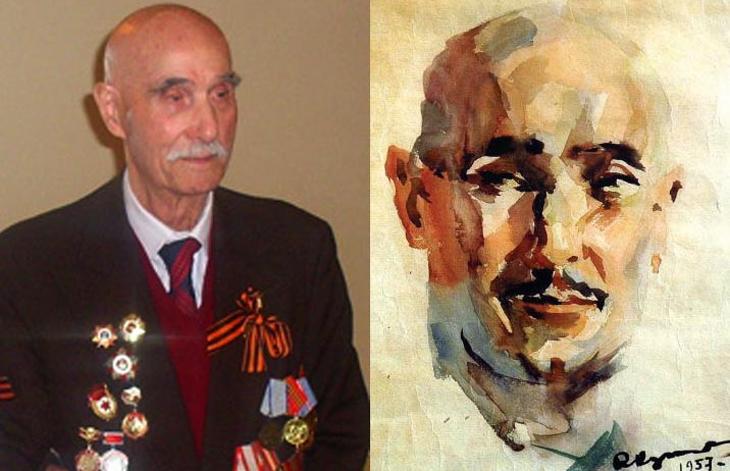 Азербайджанский художник Гусейн Ахундов: история жизни