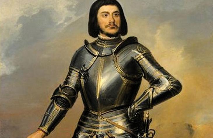 """""""Синяя Борода"""" - чудовище средневековой Франции"""