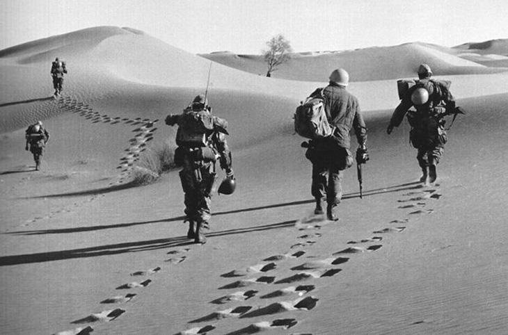 """""""Алжирская война"""" и ее влияние на историю Франции"""