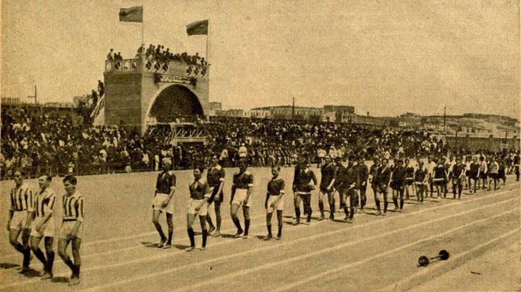 История в фотографиях: Азербайджанский футбол