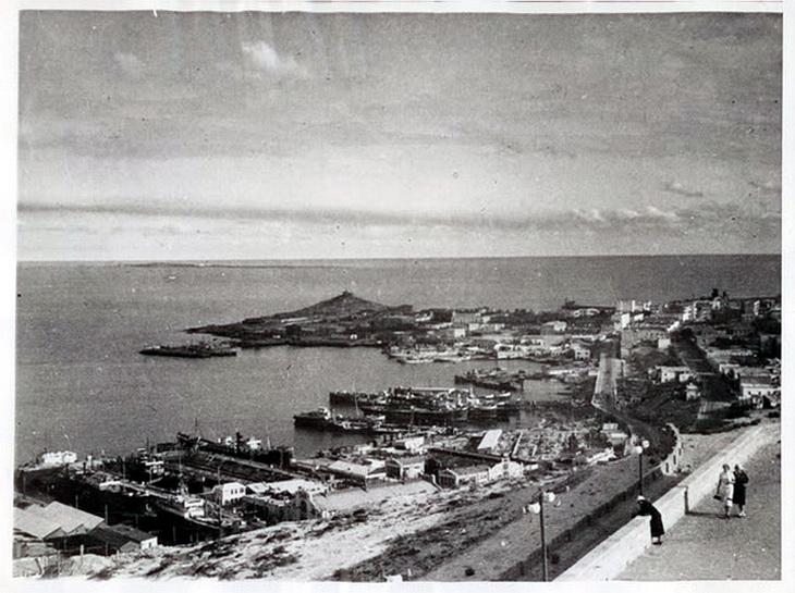 Поселок Баилов в Баку в советские времена (9 фото)