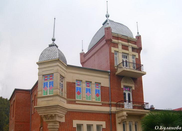 Лянкяранский дворец Мирахмед хана Талышинского