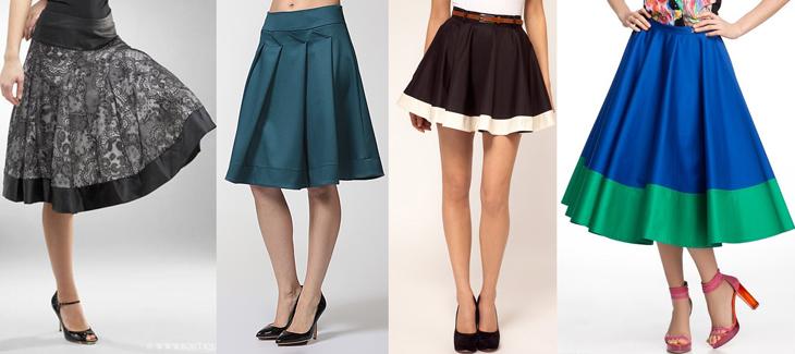 Как возникли юбки