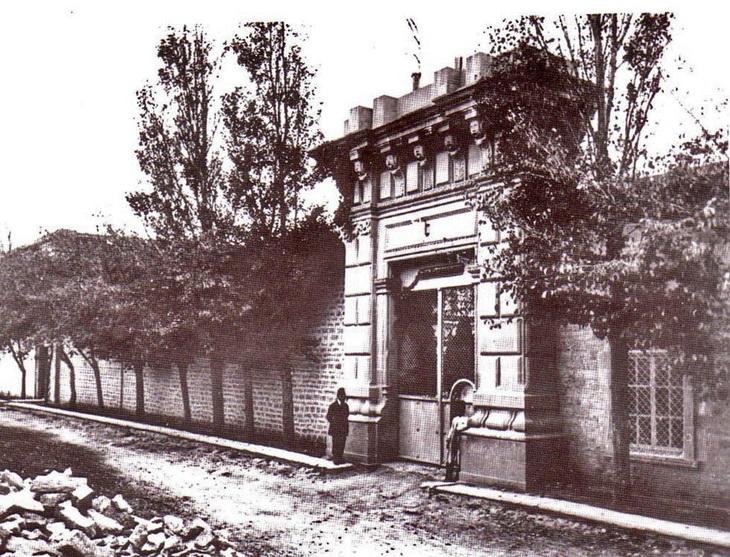 Загородная резиденция Г.З. Тагиева - памятник архитектуры
