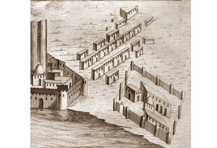 Баку в 1770-1772 годах (ФОТО)