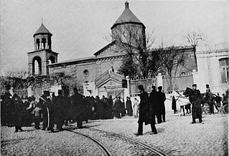 Древние храмы и церкви в Баку (25 ФОТО)