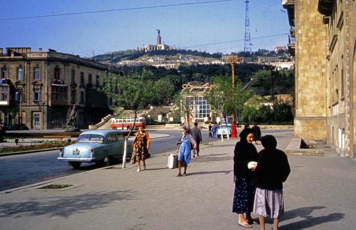 Баку в 1964 году (27 ФОТО)
