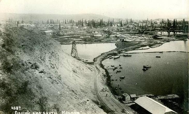 Великий проект века: засыпка Биби-Эйбатской бухты (42 ФОТО)