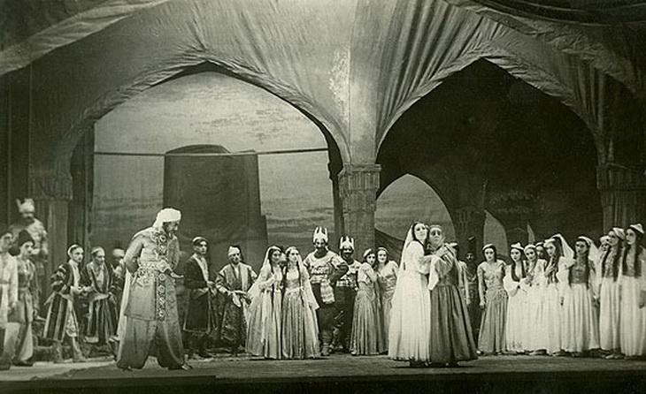 """Азербайджанский балет """"Девичья башня"""" – первый балет на мусульманском Востоке"""