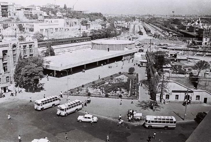 Метро в Баку, 1960-е (18 ФОТО)