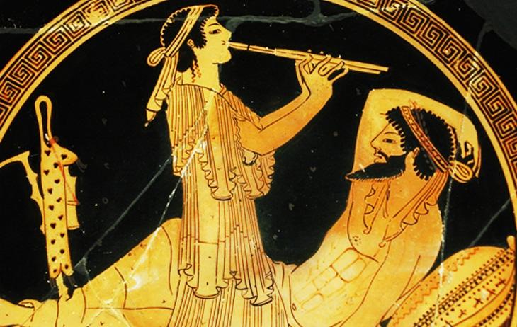 История редких духовых музыкальных инструментов