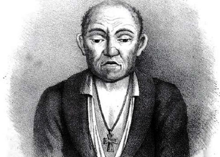 Юродивый Иван Корейша