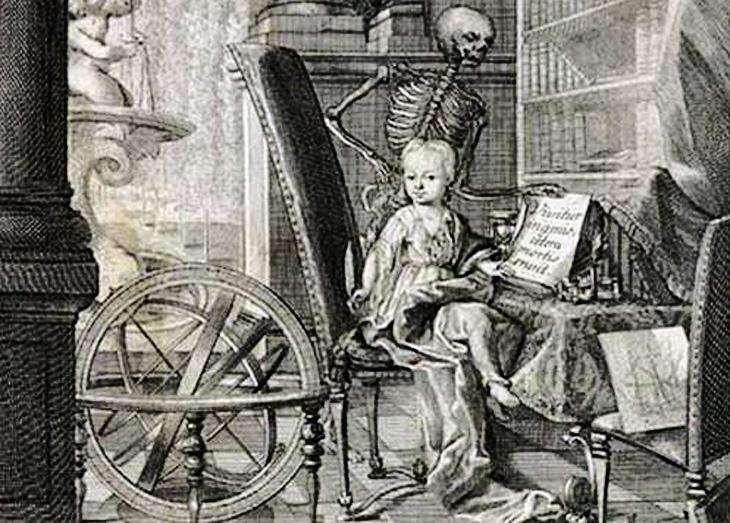 Кристиан Хейнекен: Юный гений из Любека