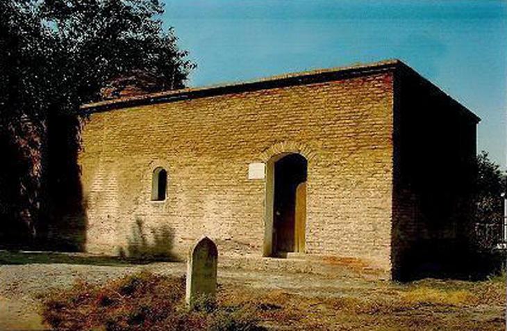 Усыпальница Бахмана Мирзы (XVIII век)