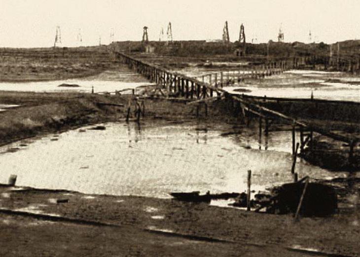Как в Баку появился первый в Российской империи нефтепровод и первый в мире мазутопровод
