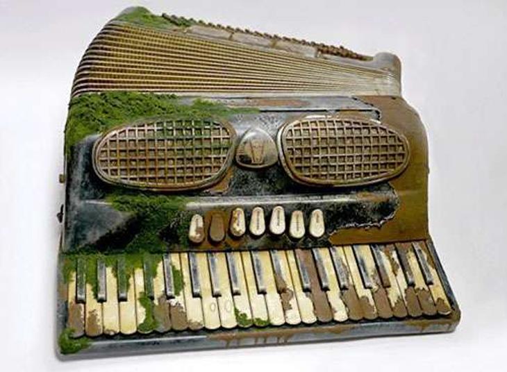 История появления аккордеона