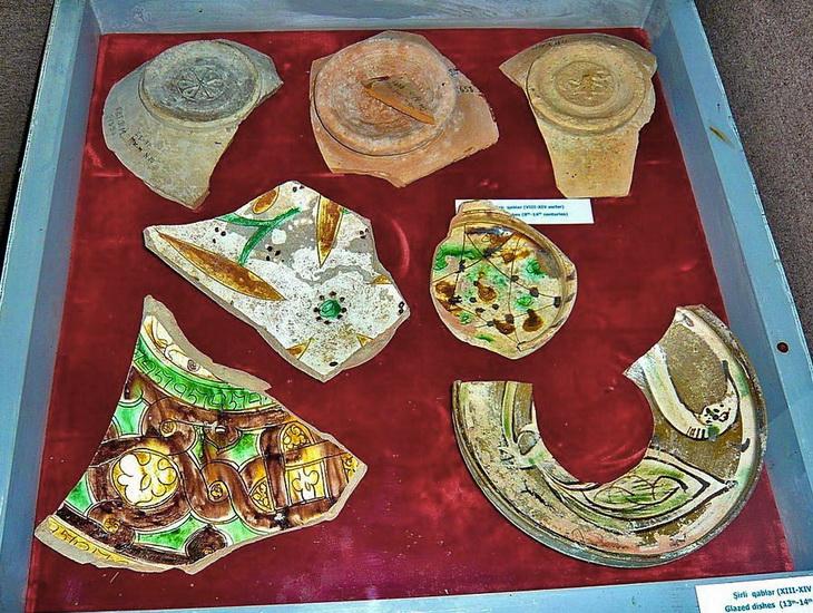 Керамика древнего Азербайджана (17 ФОТО)