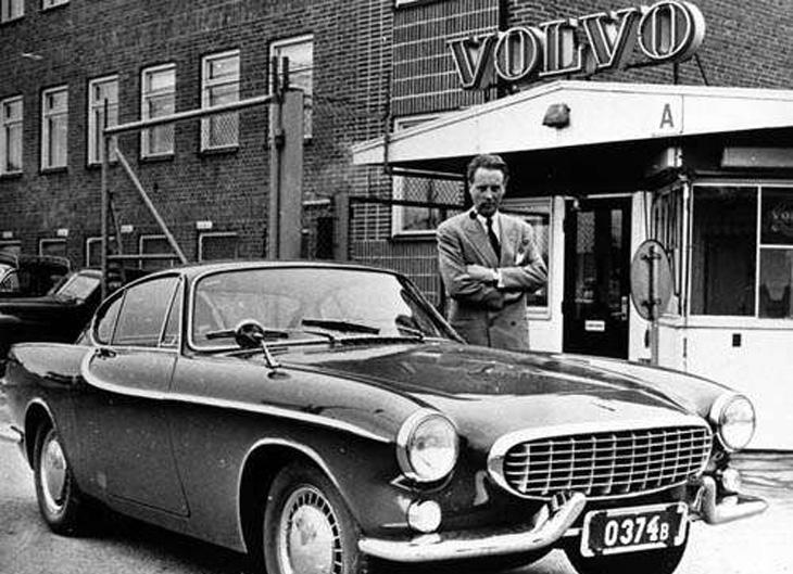 Volvo: История безопасности