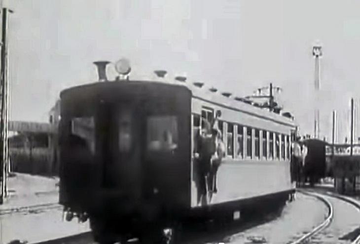 1930-е. Около Сабунчинского вокзала в Баку