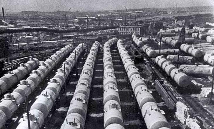 Как Армения пользовалась бакинской нефтью