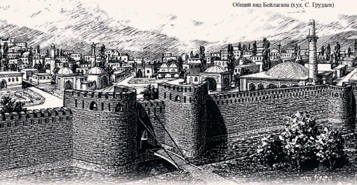 Городища северного Азербайджана: древность, средневековье