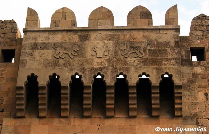 Тайны Баку: Львы и Бык - символы средневекового Баку