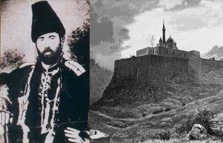 Исмаил Хан Нахичеванский: гордость русской императорской армии