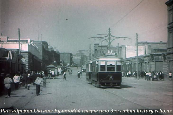 Кинохроника Баку 30-х годов (23 ФОТО)