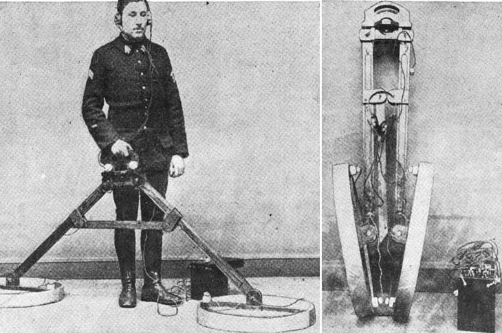 Как появился металлоискатель?