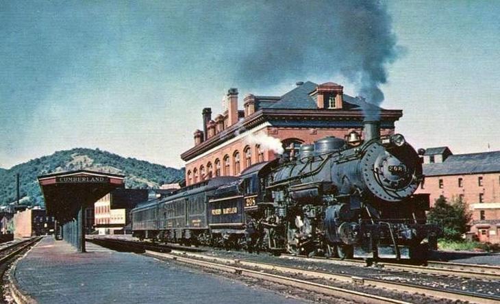 """Как в США """"убили"""" пассажирские железные дороги"""