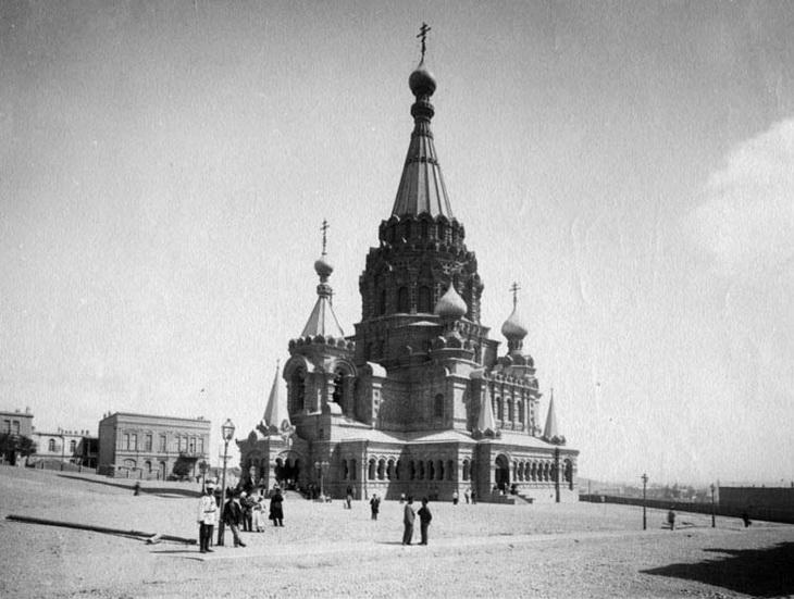 Фото Дмитрия Ермакова примерно 1900 года