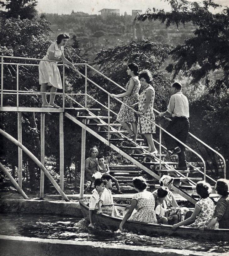 Фото 1964 года Исайи Рубенчика