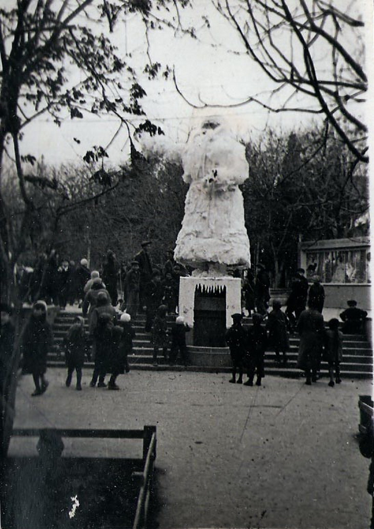 Фото 1940 года