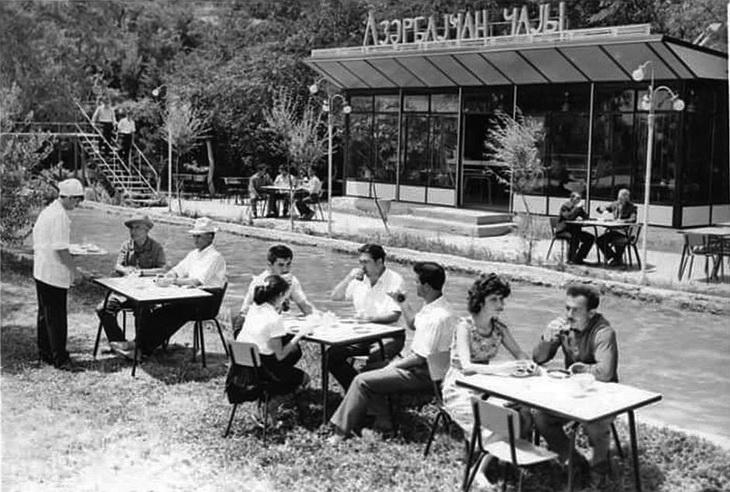 1974 год, фото из архив Орхана Эфендиева