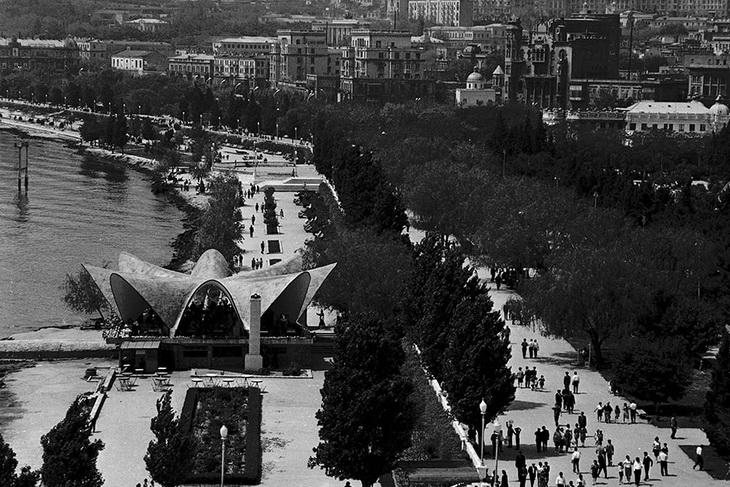 1966 год. Фото Юрия Шамилова