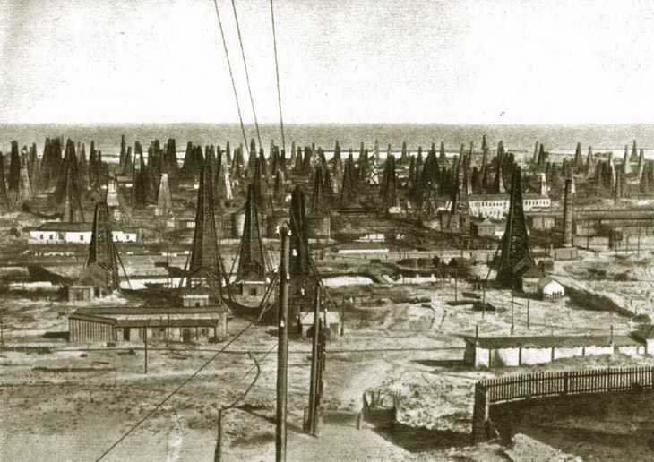 Открытка 1920-х годов по фото Карла Фридриха фон Кениг Вартхаузена начала ХХ века