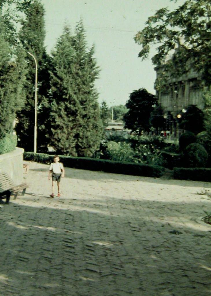Фото 1970-1980-х годов Георгия Коновалова