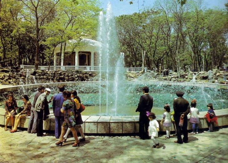 Фото конца 1970-х годов