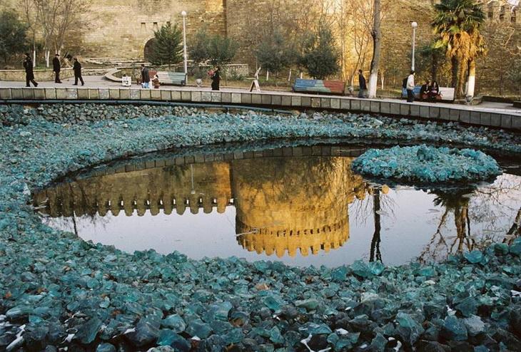 Губернаторский сад Баку в советское время (32 ФОТО)