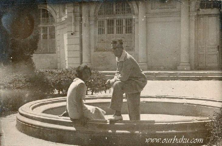 Фото 1925-1928 года Бориса Сперанского