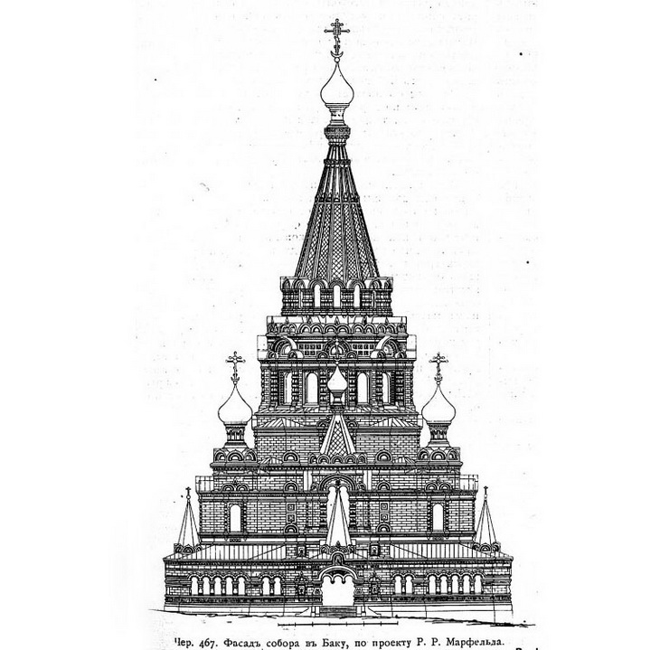 Иллюстрация из журнала Строитель, 1897 год