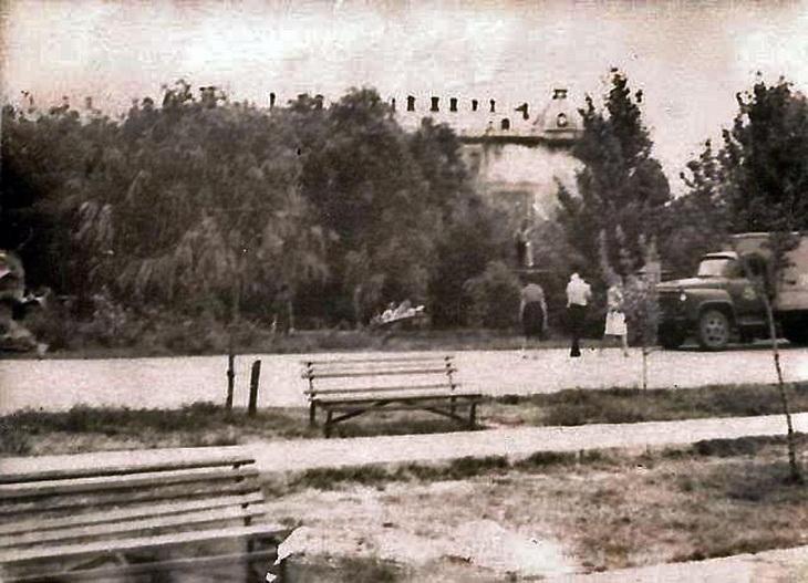 1960-е годы. Фото из архива Игоря Лагутина