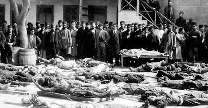 Геноцид: неотъемлемая часть оккупации азербайджанских земель