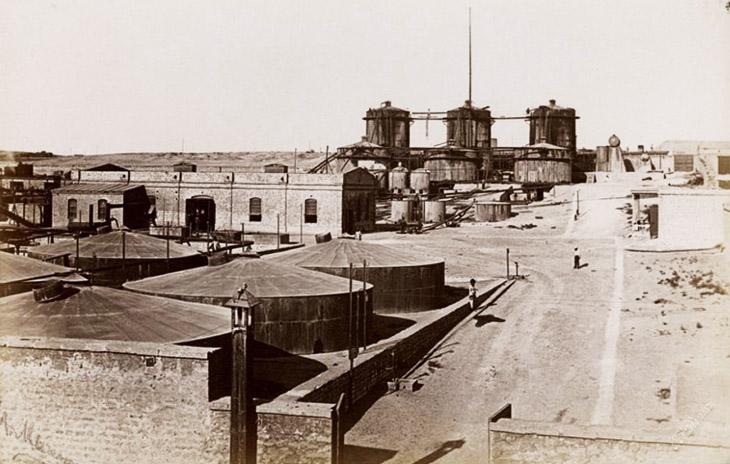 Азербайджан в начале ХХ века: промышленность и сельское хозяйство